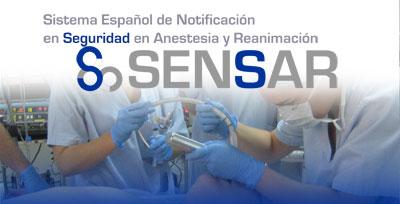 SENSAR, Sistema Español de Notificacion en Anestesia y Reanimación