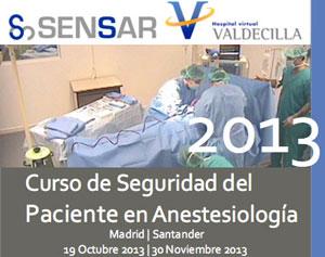 Curso de Seguridad den Anestesiología