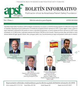 APSF Newsletter en Español