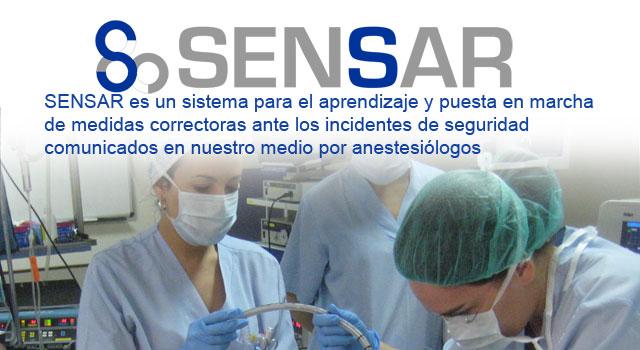 ¿Qué es SENSAR?