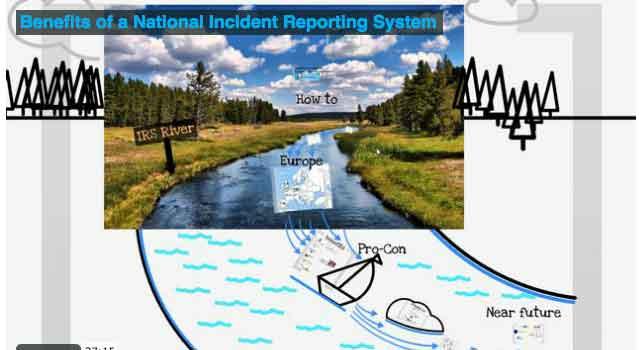 Ventajas de los Sistemas Nacionales de Comunicación de Incidentes