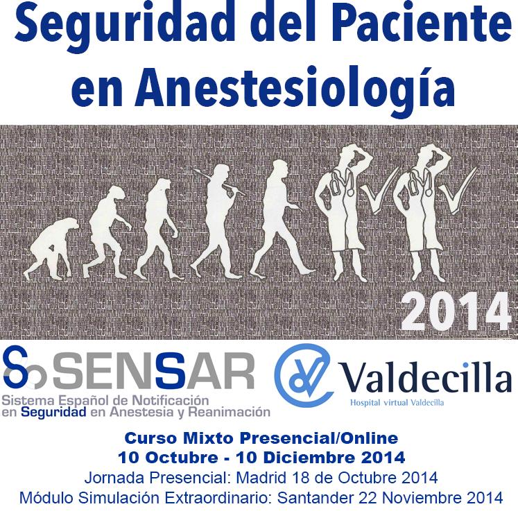 Curso de Seguridad del Paciente 2014