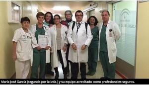 Hospital Virgen de las Nieves y SENSAR en la prensa por su Acreditación como Hospital Activo / Hospital Seguro