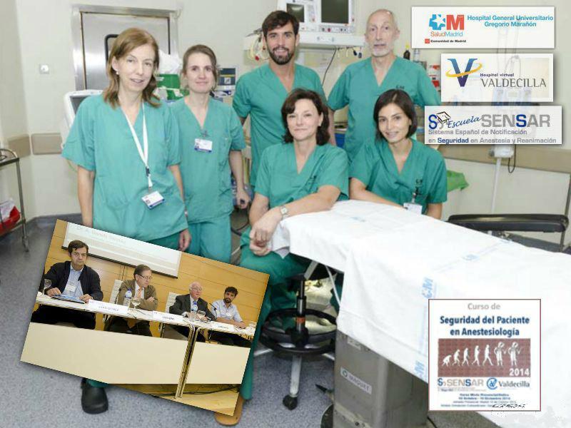 Jornada de Seguridad en el Hospital Gregorio Marañón