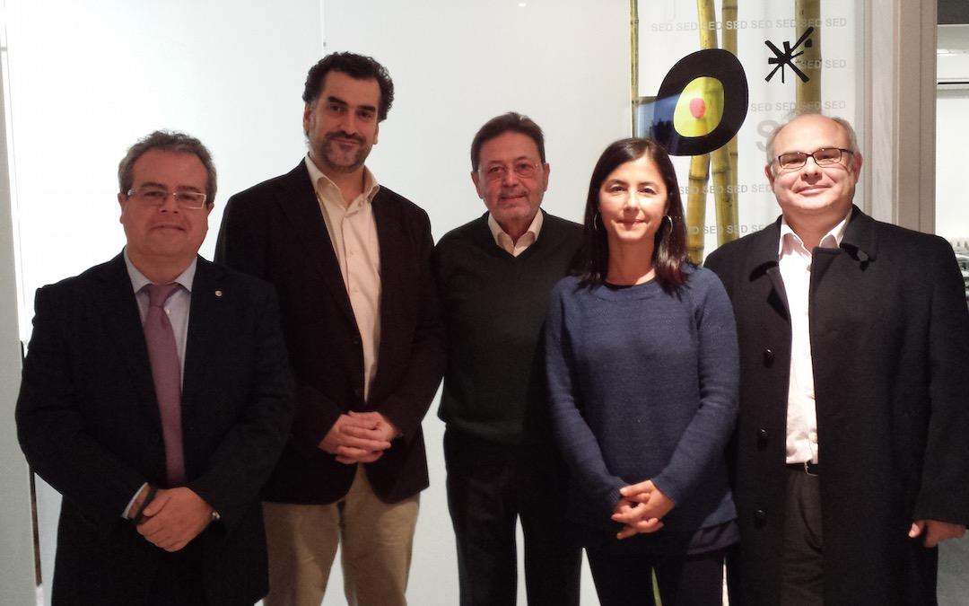 SENSAR y SED (Sociedad Española de Dolor) firman un acuerdo de colaboración