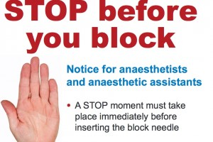 Campaña Stop before you block