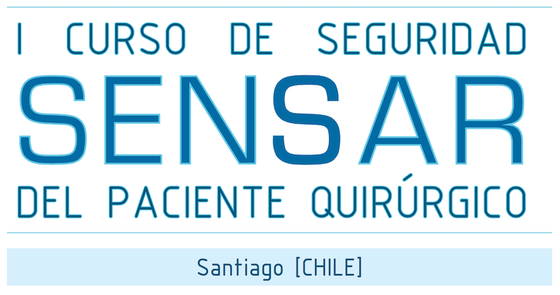 SENSAR realizará un curso de Seguridad del Paciente en Chile