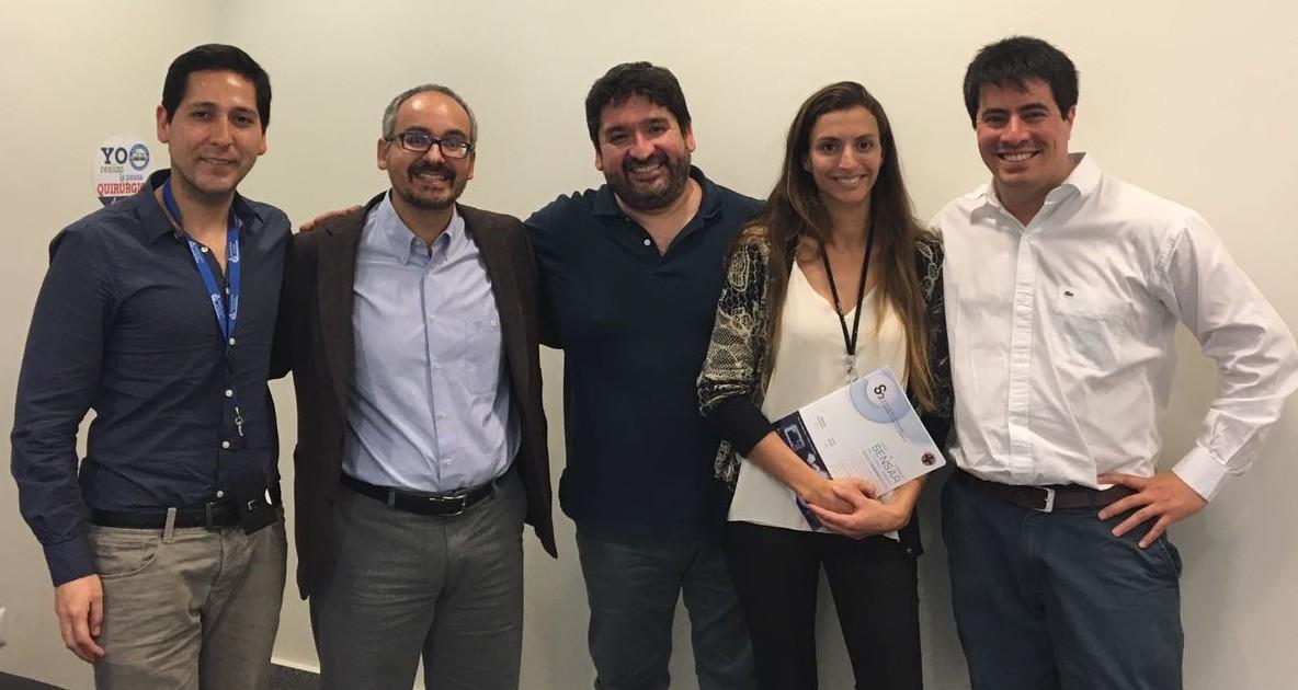 SENSAR y la Sociedad de Anestesiología de Chile acuerdan colaborar