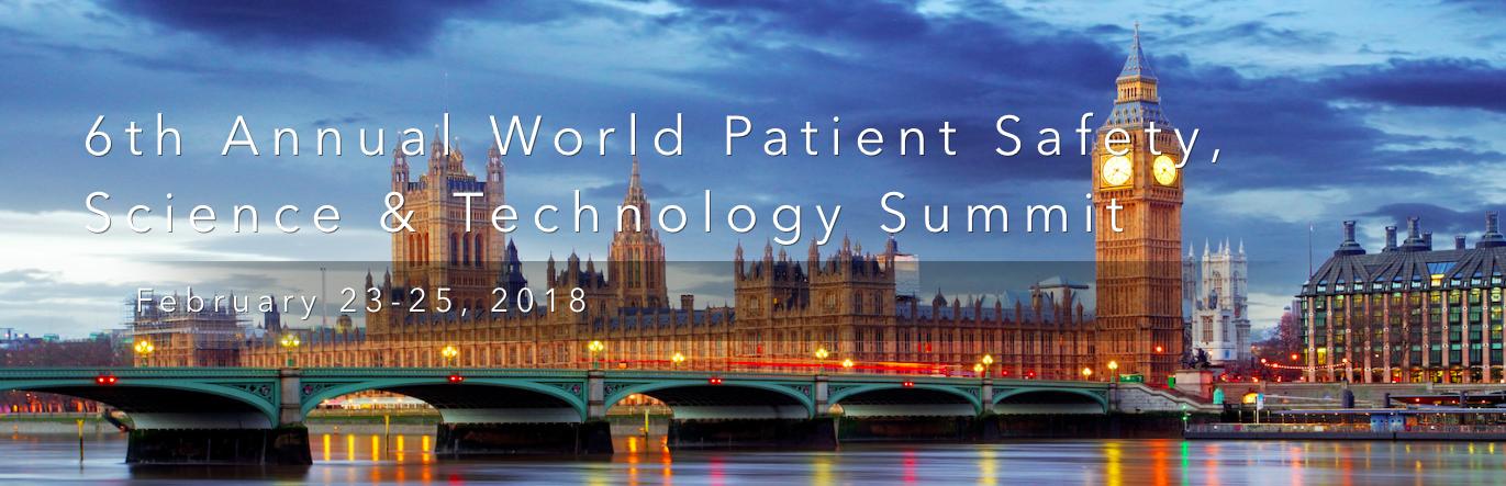 SENSAR actualizará su compromiso en la Cumbre del Patient Safety Movement
