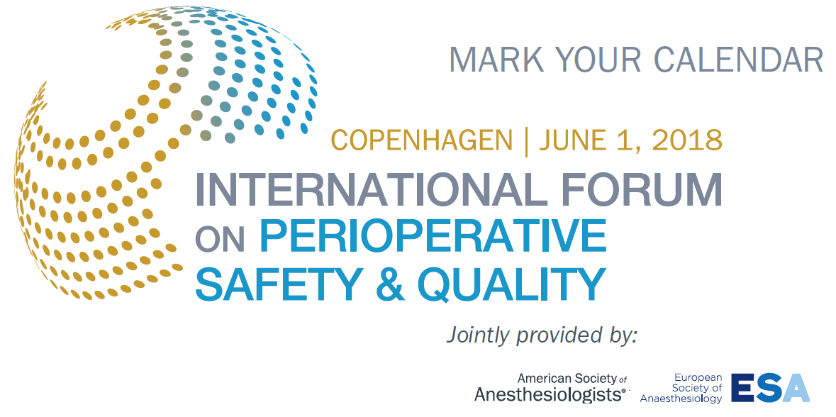 SENSAR participará en la II International Forum on Perioperative Safety & Quality (ISQ)