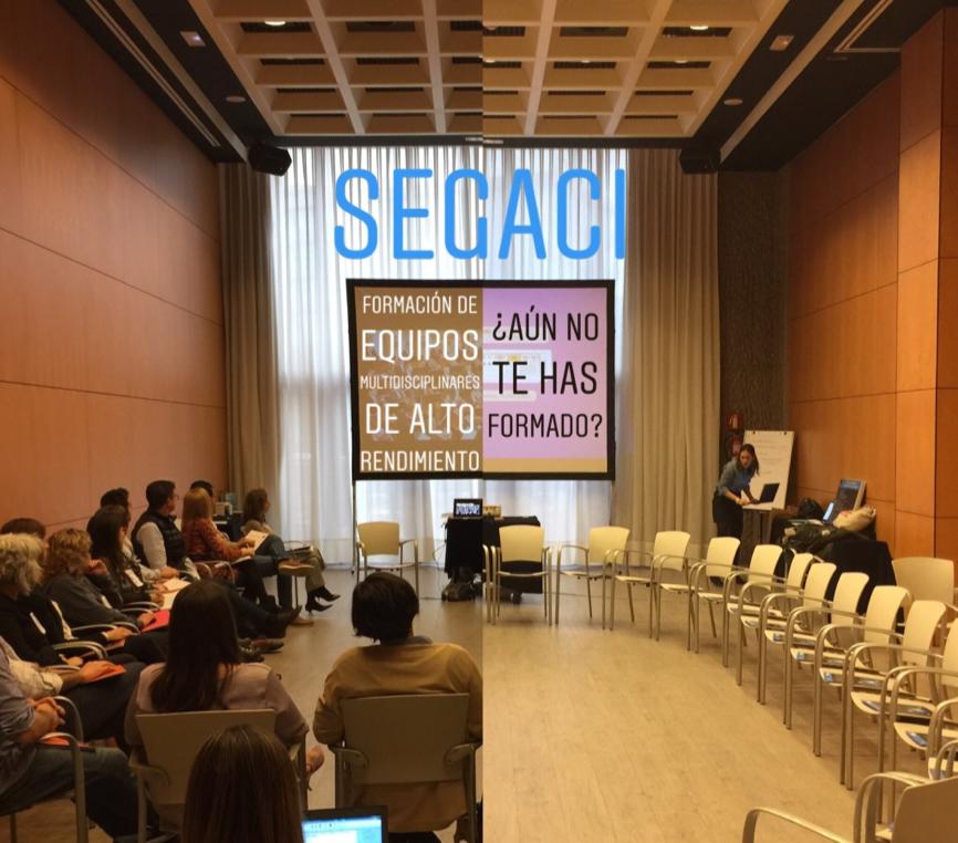 Se amplía la comunidad SEGACI en 2018 con nuevas ediciones del programa SEGACI