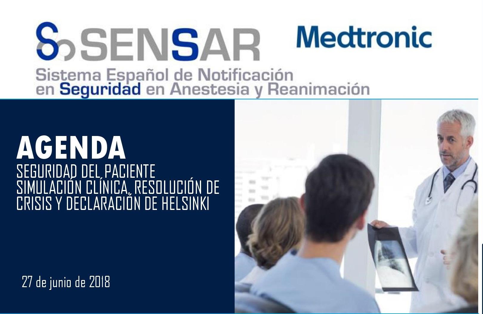 6ª Edición del Curso CRM Helsinki en SENSAR con la colaboración de Medtronic
