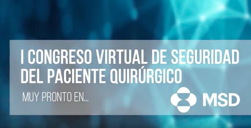 SENSAR participará en el I Congreso Virtual en Seguridad del Paciente Quirúrgico