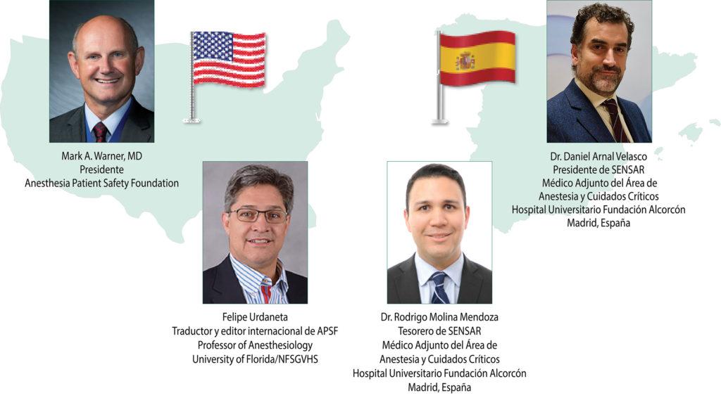 SENSAR participa en la elaboración del Boletín Informativo de la APSF