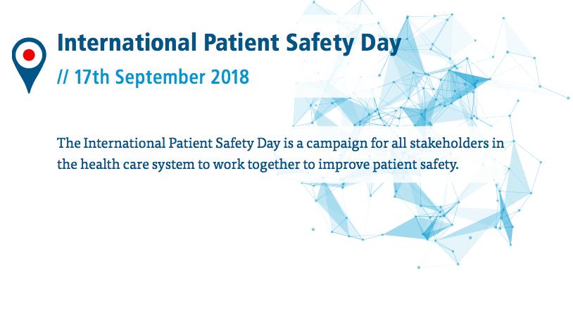 17 de septiembre: Día Internacional de Seguridad del Paciente