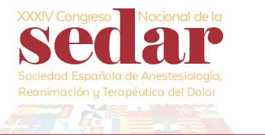 Reunión SENSAR durante  el Congreso de la SEDAR 2019 que se celebra del 25 al 27 de abril en las Palmas de Gran Canarias