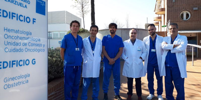 El Hospital Universitario Sanitas La Zarzuela se incorpora a la red SENSAR