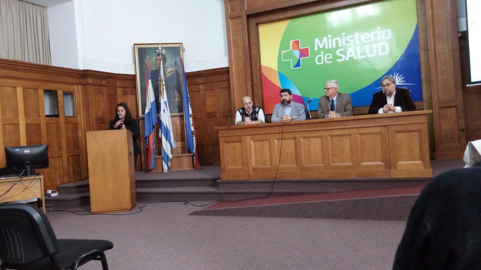 URUGUAY, tercer país que participa en la red SENSAR, incorpora sus tres primeros hospitales