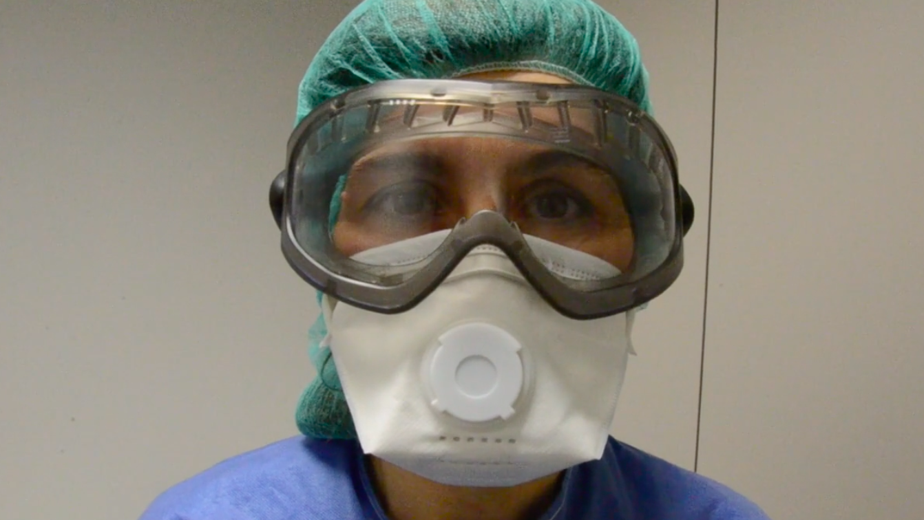 Proteger a tu paciente del Coronavirus 1: Protégete tú mismo