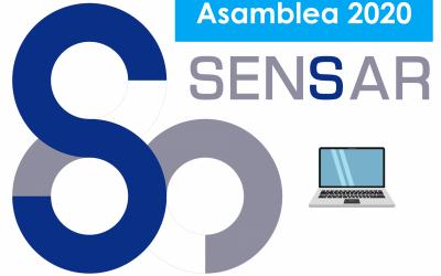 Asamblea SENSAR 2020. Resumen del año.
