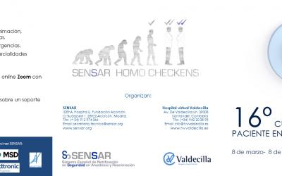 Curso de Seguridad del Paciente en Anestesiología – CSPA16