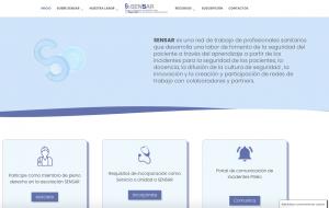 Lanzamos la nueva web de SENSAR