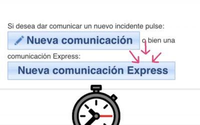 Comunicado Web y Redes para promoción de la herramienta Pitelo Express