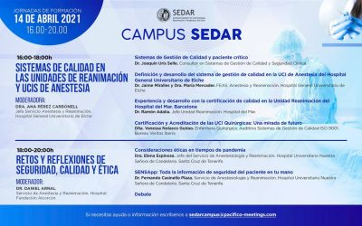 SENSApp se presenta en la primera jornada de CAMPUS SEDAR