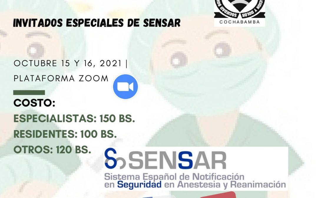 SIMPOSIO INTERNACIONAL DE SEGURIDAD EN ANESTESIOLOGIA